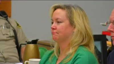 Carlsbad mom gets 40 years to life in prison for husband's murder