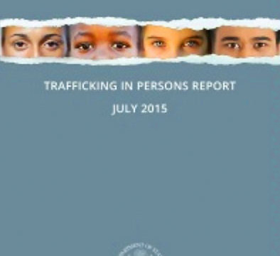 Trafficking in Persons Report - U.S. State Dept.