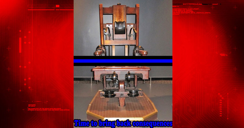 Wayne County Sheriff's Office electric chair post getting some attention