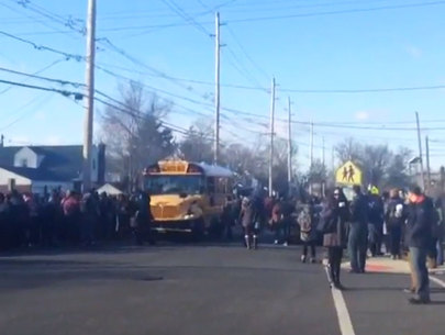 Police report bomb threats against 9 New Jersey schools