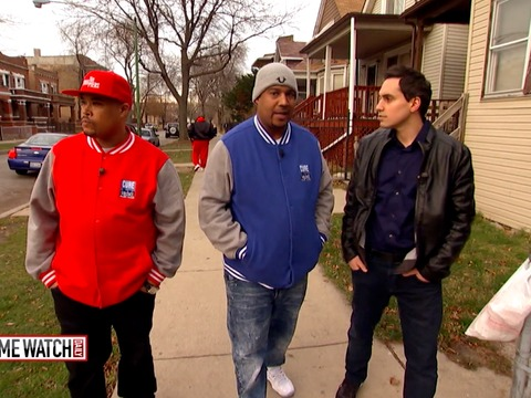 'Violence Interrupters': Chicago's Cure Violence team