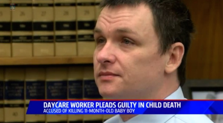 Daycare owner admits to killing toddler, injuring sons