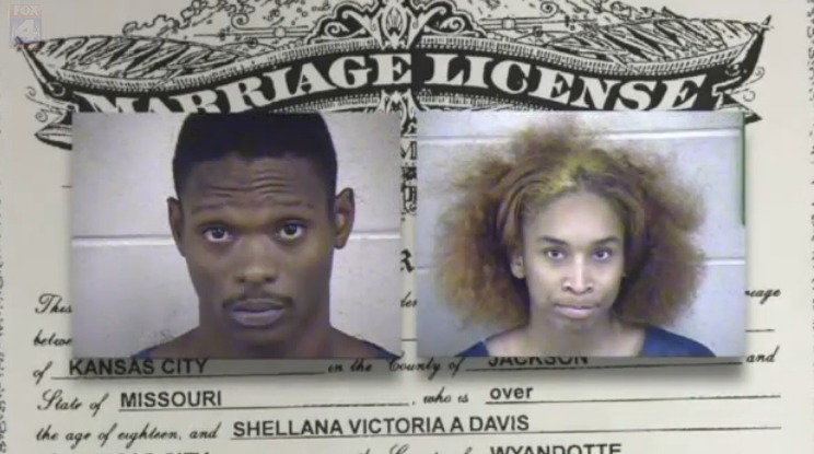 Marriage of suspect to witness may complicate prosecution of triple homicide