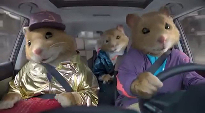 Actor who played hip-hop hamster in Kia commercials pleads guilty to fraud