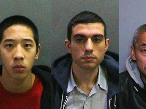 3 dangerous escapees presumed armed, may be in O.C.