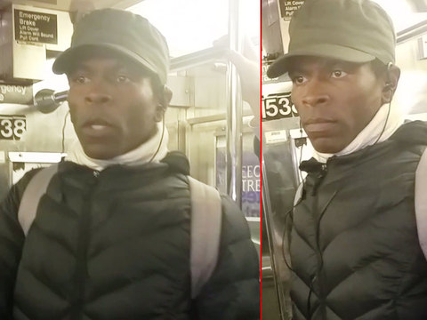 New subway knife attack: Woman slashed by man caught on camera