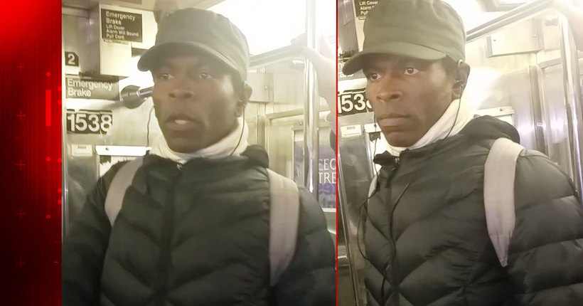 Woman slashed on subway by man who threatened to 'chop you up': NYPD