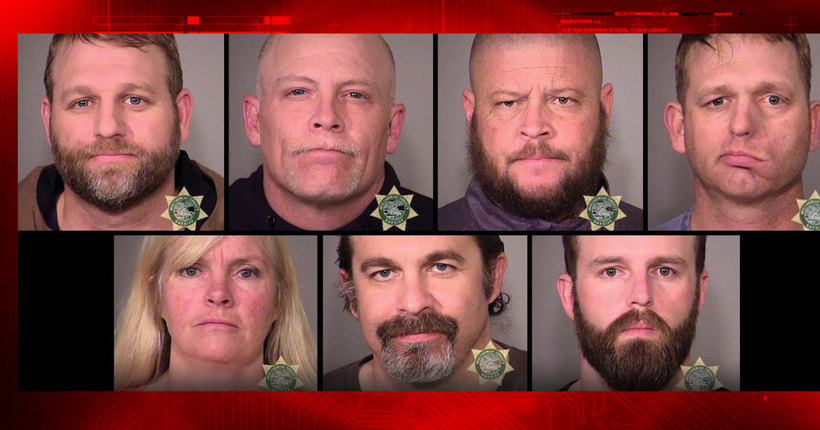 Oregon occupation arrests: What happened and what happens next?