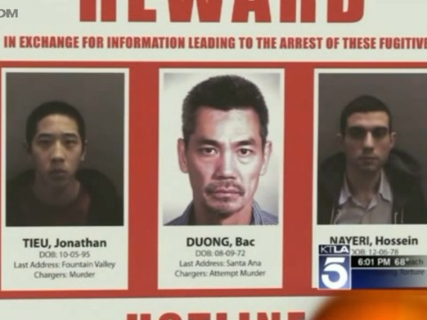 Arrests announced in connection with jailbreak; 3 inmates at large