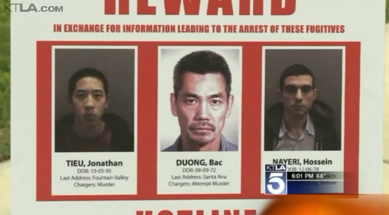 Arrests announced in connection with jailbreak, 3 inmates at large