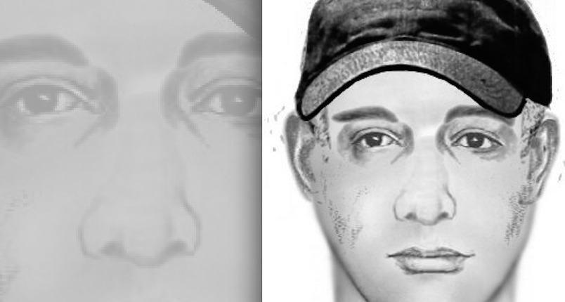 Police release sketch of serial rapist