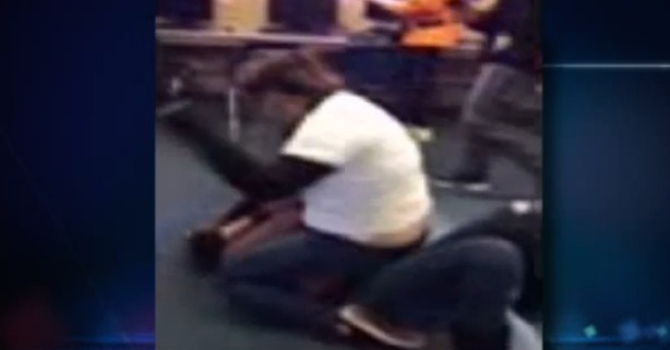 Dad outraged over daughter's brutal beating in classroom