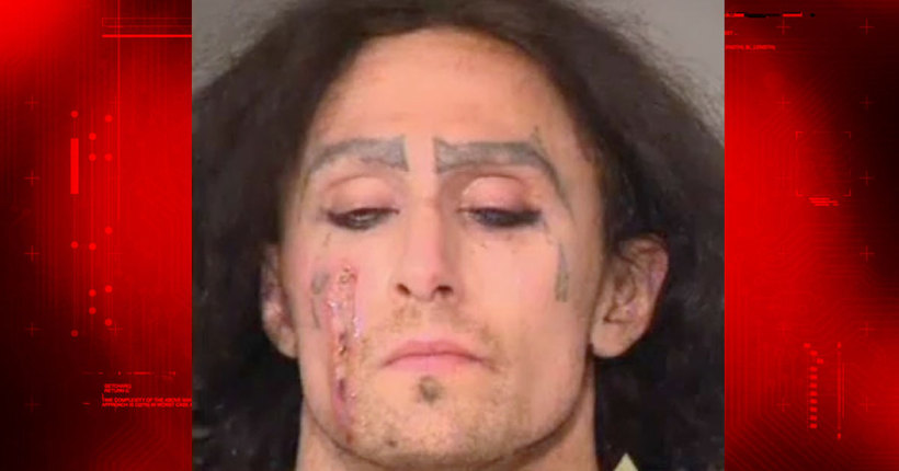 Police: Wanted man on meth injects more meth during standoff in rail car