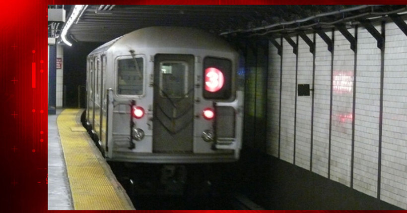 Subway rider wakes up to man urinating on her face: NYPD