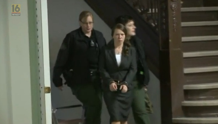 Jury being picked for woman's homicide trial
