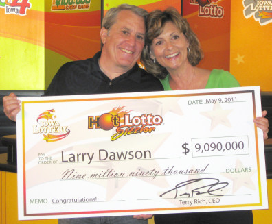 Man files suit against Iowa Lottery, claims Tipton fraud cost him millions