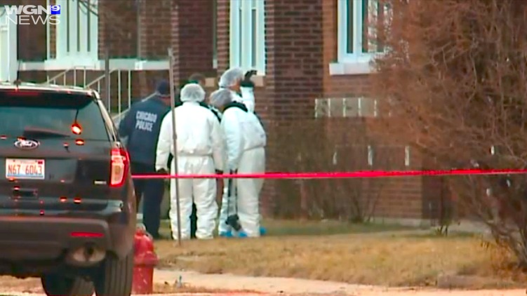 6 family members found stabbed to death in Chicago home