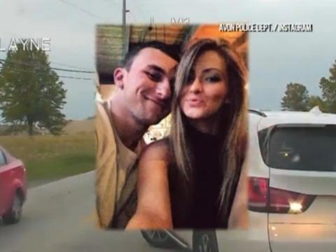 Johnny Manziel's ex claims he threatened to kill her