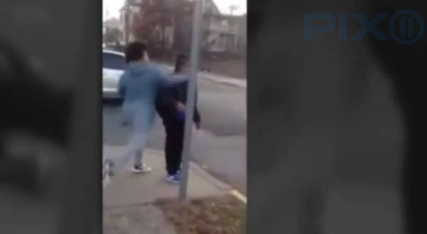 Second teen wanted in 'knockout' attack to surrender