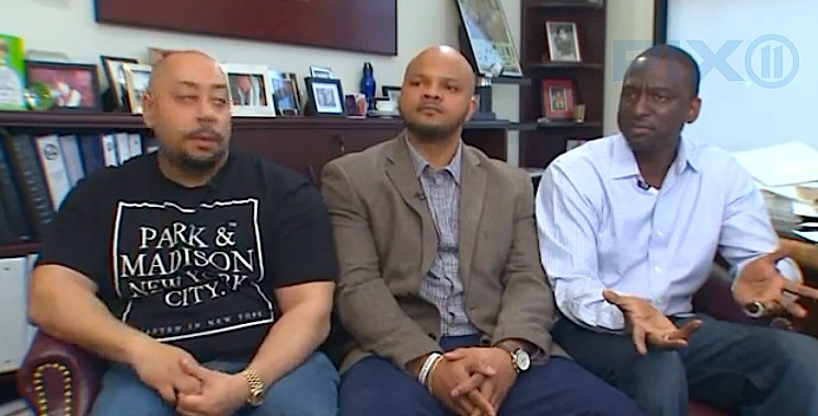 Members of Central Park Five support new effort to avoid wrongful convictions