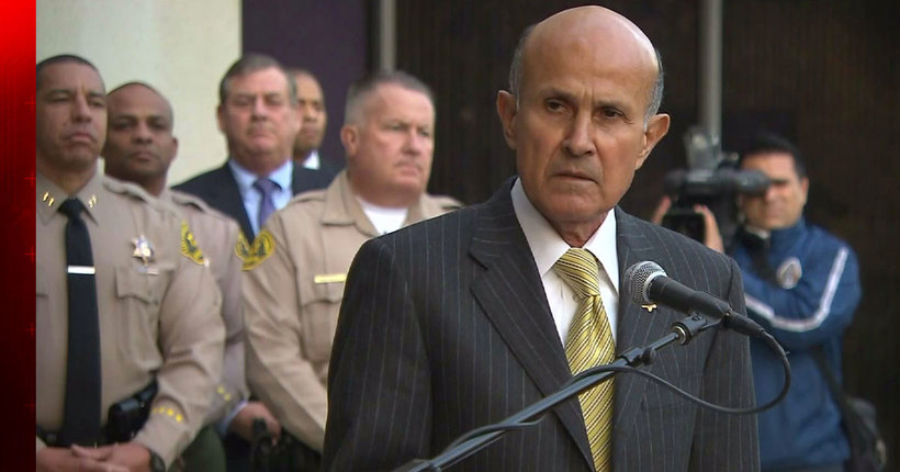 Ex-L.A. County Sheriff Lee Baca to plead guilty in jail scandal, attorney says