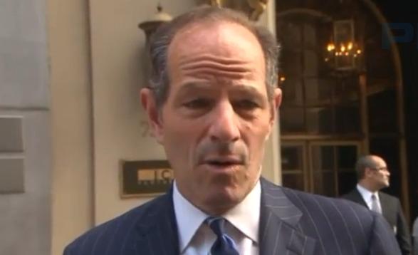 Disgraced former N.Y. Gov. Eliot Spitzer investigated in alleged assault