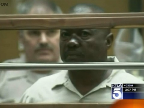 'Grim Sleeper' serial killer suspect goes on trial