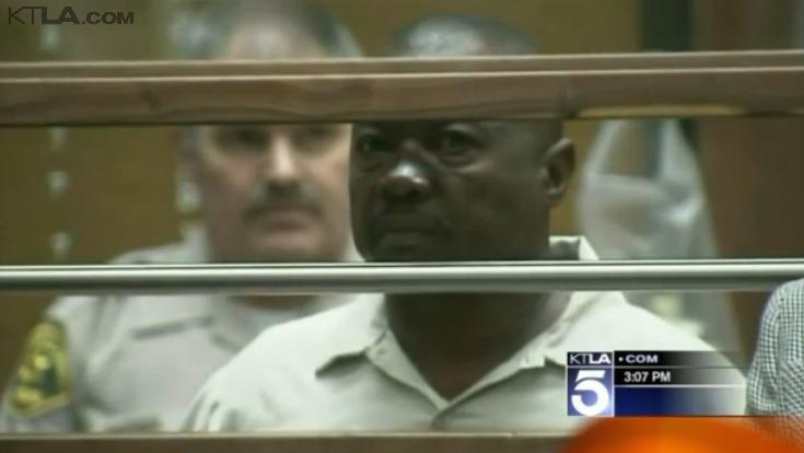 Lonnie Franklin Jr., alleged 'Grim Sleeper' serial killer, goes on trial