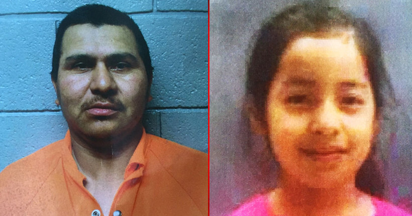 Amber Alert issued for 8-year-old girl following machete attack in El Reno