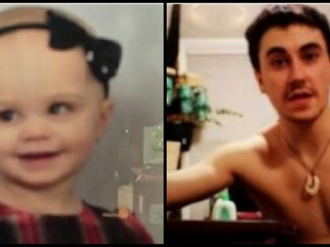 Amber Alert for 1-year-old Maddox Lawrence in Syracuse, N.Y.