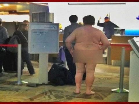Naked man arrested at Nashville International Airport