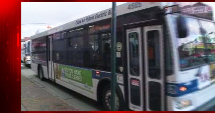 Passenger steals MTA bus after being asked to stop smoking: NYPD
