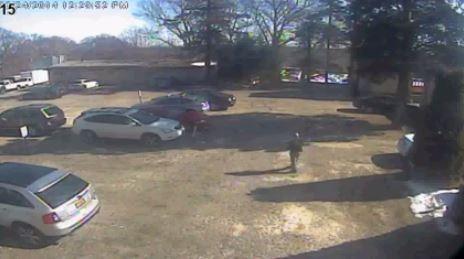 Police Release Oheka Castle Shooting Surveillance