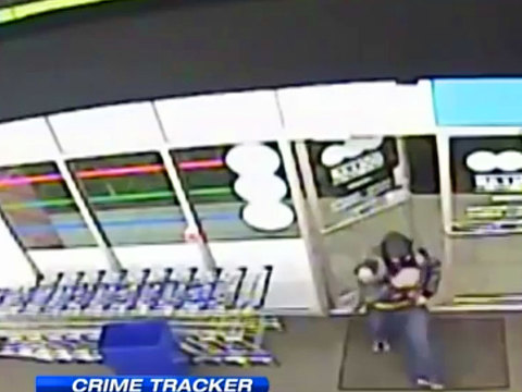 Deputies search for 'Batman' in Florida armed robberies
