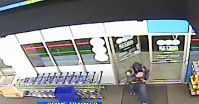 Deputies search for 'Batman' in string of armed robberies