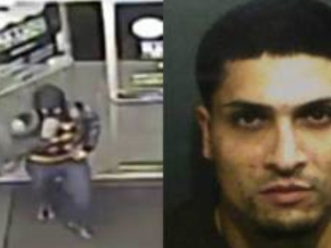 'Batman' arrested in string of armed robberies
