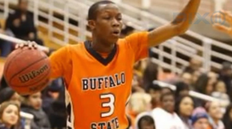 Vigil for college basketball star who died from possible hazing