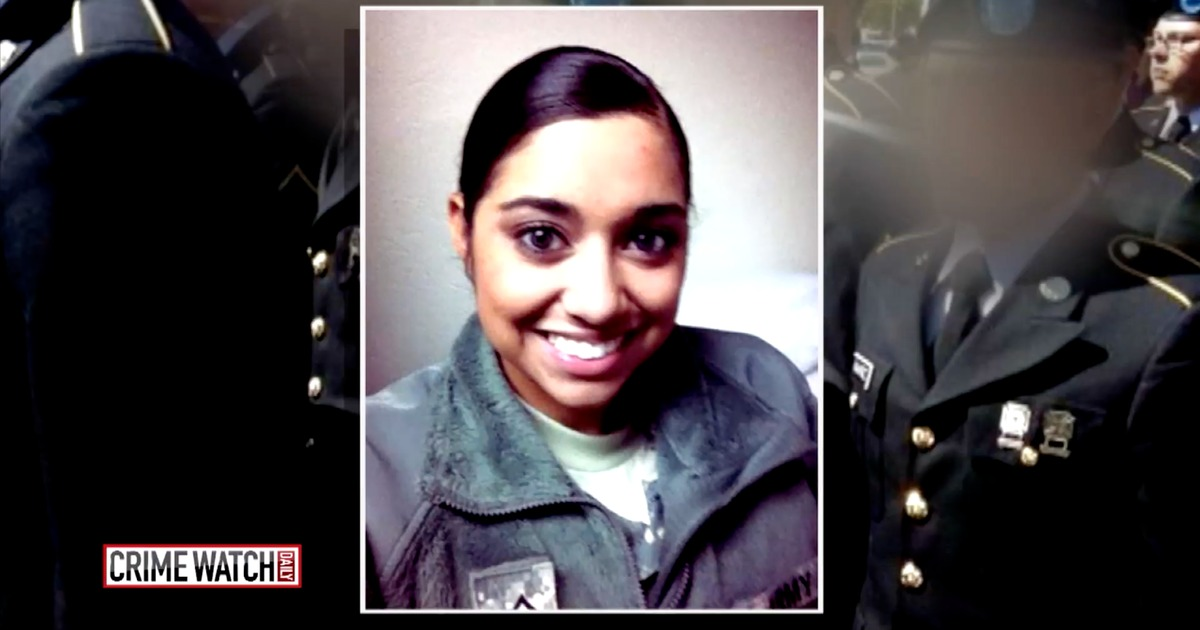 female soldier found shot dead next to baby after panicked