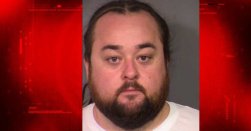 'Pawn Stars' Chumlee arrested after sexual assault raid