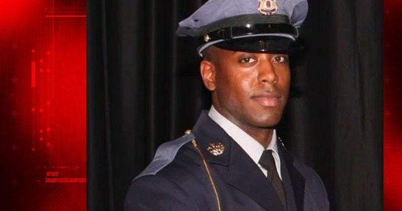 Maryland police Officer Jacai Colson dies after being shot