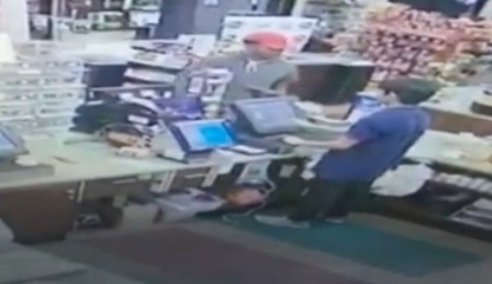 Northwest Houston convenience store murder caught on camera