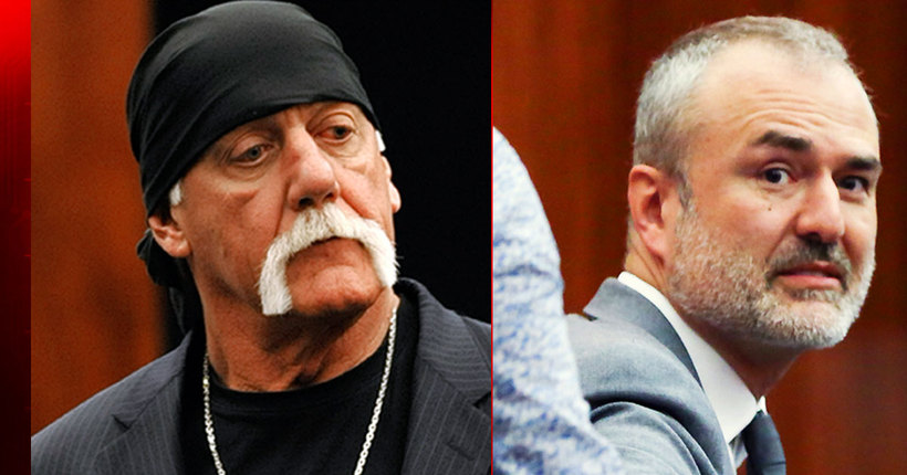 Hulk Hogan awarded $115 million by jury in Gawker sex tape lawsuit