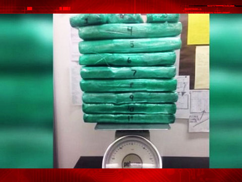Airline employee flees LAX; 66 lbs. of cocaine found in luggage
