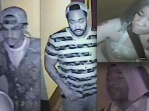 Pics released of people sought in shooting death of Gov. Cuomo aide