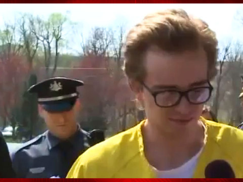 High school student impersonator Artur Samarin pleads guilty