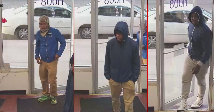 Two juveniles arrested in connection with robbery at Cleveland cellphone store