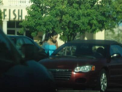 Lethal looker caught on camera plotting husband's murder