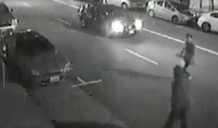 Police release video of deadly attack in hopes of finding robber