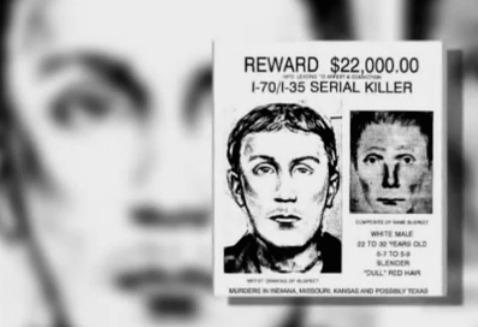 Police offer $25K reward for serial killer's gun
