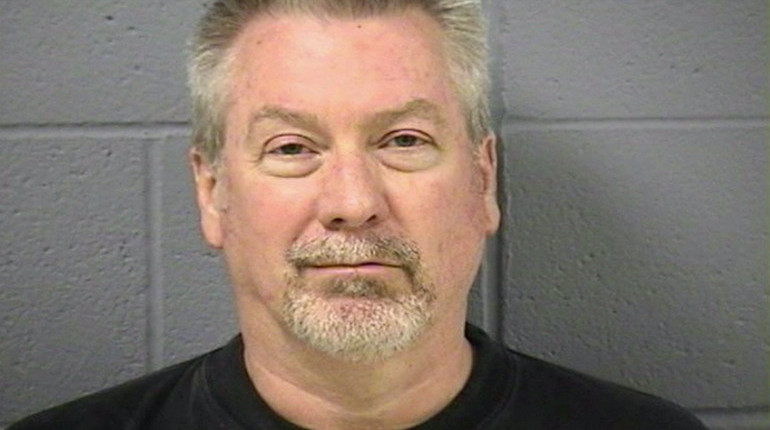 Drew Peterson attacked with food tray in prison
